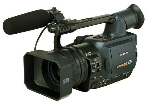 Panasonic HVX200 P2 Camera Package