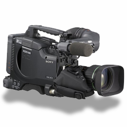 Sony PDW-F 355 L HD Camera Package